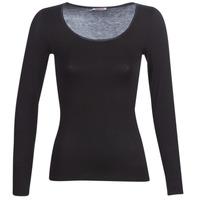 Underwear Women Bodysuits Damart MICROFIBRE GRADE 2 Black