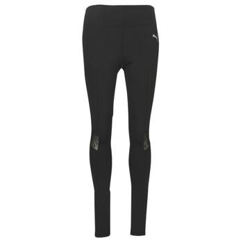 material Women leggings Puma TRAINING LEGGING Black
