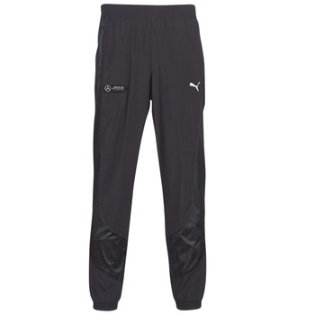 material Men Tracksuit bottoms Puma MAPM STREET WOVEN PANTS MERCEDES Black