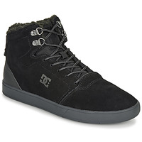 Shoes Men High top trainers DC Shoes CRISIS HIGH WNT Black / Grey
