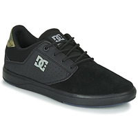 Shoes Men Low top trainers DC Shoes PLAZA TC SE Black / Camouflage