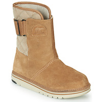 Shoes Women Mid boots Sorel NEWBIE Honey