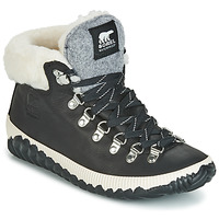 Shoes Women Mid boots Sorel OUT N ABOUT PLUS CONQUEST Black