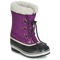 Shoes Children Snow boots Sorel YOOT PAC NYLON Violet