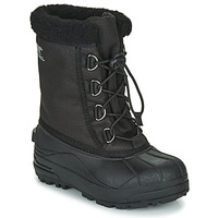 Shoes Children Snow boots Sorel YOUTH CUMBERLAND™ Black