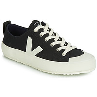 Shoes Low top trainers Veja NOVA Black