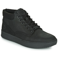 Shoes Men High top trainers Timberland CITYROAM CUPSOLE CHUKKA Black