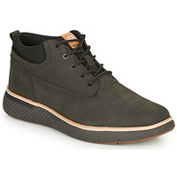 Shoes Men High top trainers Timberland CROSS MARK PT CHUKKA Grey / Dark