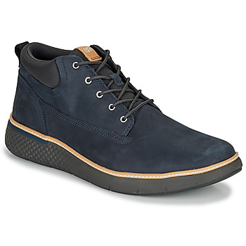 Shoes Men High top trainers Timberland CROSS MARK PT CHUKKA Blue