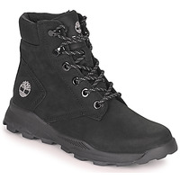 Shoes Children High top trainers Timberland BROOKLYN SNEAKER BOOT Black