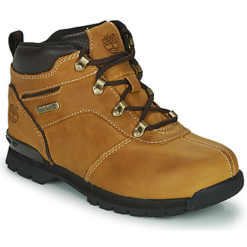 Shoes Children Mid boots Timberland SPLITROCK 2 Brown