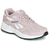 Shoes Women Low top trainers Reebok Classic AZTREK Pink