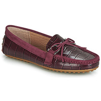 Shoes Women Loafers Lauren Ralph Lauren BRILEY Bordeaux