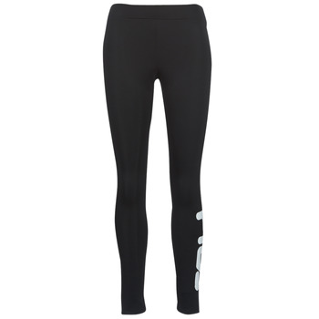 material Women leggings Fila FLEX LEGGINGS Black