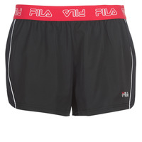 material Women Shorts / Bermudas Fila WOMEN PENNY SHORTS Black