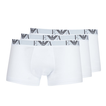 Underwear Men Boxer shorts Emporio Armani CC715-111357-16512 White