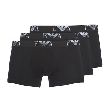 Underwear Men Boxer shorts Emporio Armani CC715-111357-21320 Black