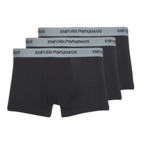 Underwear Men Boxer shorts Emporio Armani CC717-111357-00120 Black