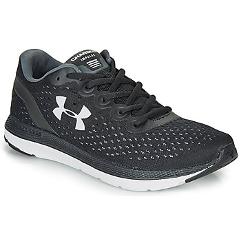 Shoes Men Running shoes Under Armour CHARGED IMPULSE Black / White