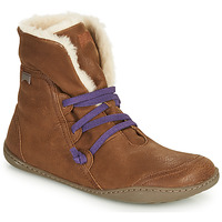 Shoes Women Mid boots Camper PEU CAMI No / Color