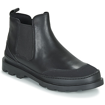 Shoes Women Mid boots Camper BRUTUS Black