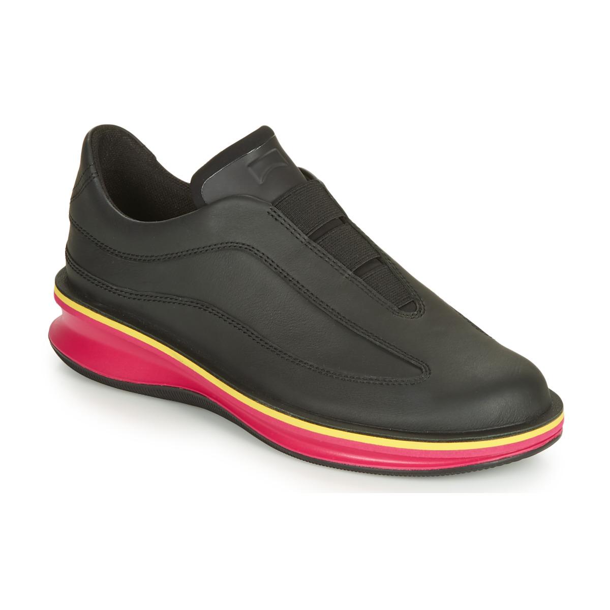 buon servizio guarda bene le scarpe in vendita molti stili Camper ROLLING Black / Pink - Fast delivery | Spartoo Europe ...