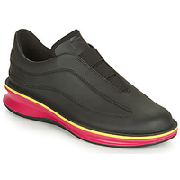 Shoes Women Low top trainers Camper ROLLING Black / Pink