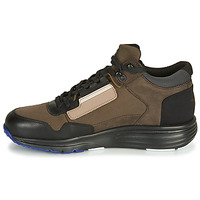 Shoes Men High top trainers Camper DRIFT Kaki