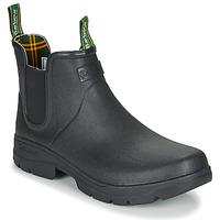 Shoes Men Wellington boots Barbour FURY CHELSEA Black