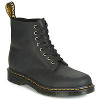Shoes Men Mid boots Dr Martens 1460 PASCAL Black
