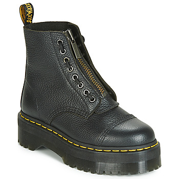 Shoes Women Mid boots Dr Martens SINCLAIR AUNT SALLY Black