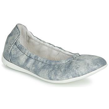 Shoes Girl Ballerinas Ramdam LIBRE Blue