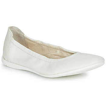 Shoes Girl Ballerinas Ramdam LIBRE White