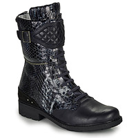 Shoes Girl Boots Ikks KIMBERLEY Black