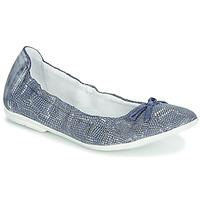 Shoes Girl Ballerinas Ramdam KIKI Blue