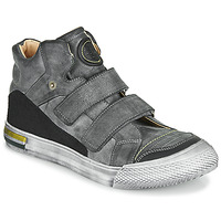Shoes Boy High top trainers Achile HUGO Grey