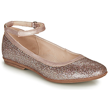 Shoes Girl Ballerinas Achile DANIELA Pink