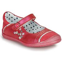 Shoes Girl Ballerinas Catimini PIPISTRELLE Pink