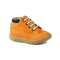 Shoes Boy High top trainers GBB NORMAN Orange