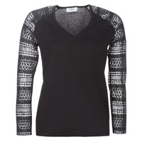 material Women jumpers Betty London LOLA Black