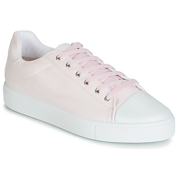 Shoes Women Low top trainers André SAMANA Pink
