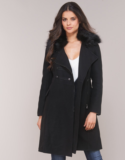 material Women coats Moony Mood LITELA Black