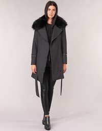 material Women coats Moony Mood LITEA Grey