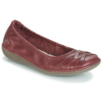 Shoes Women Ballerinas TBS MAIWENN Red