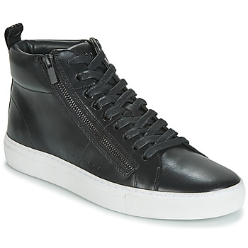 Shoes Men High top trainers HUGO FUTIRISM HITO NAZP Black