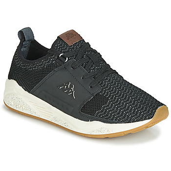 Shoes Men Low top trainers Kappa JASMO Black