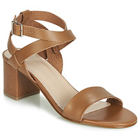 Shoes Women Sandals André RAFFAELLA Camel