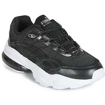 Shoes Women Low top trainers Puma CELL VENOM HYPERTECH Black / White