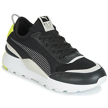 Shoes Men Low top trainers Puma RS-0 CORE Black