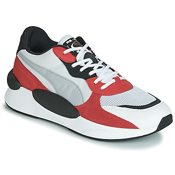 Shoes Men Low top trainers Puma RS-9.8 TN SPACE White / Red